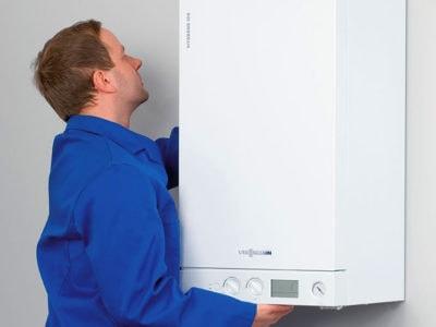 Установка оборудования_водонагревателя